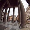 Pantheon Columns.