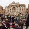 Tourist Theater.<br /> Fontana di Trevi.