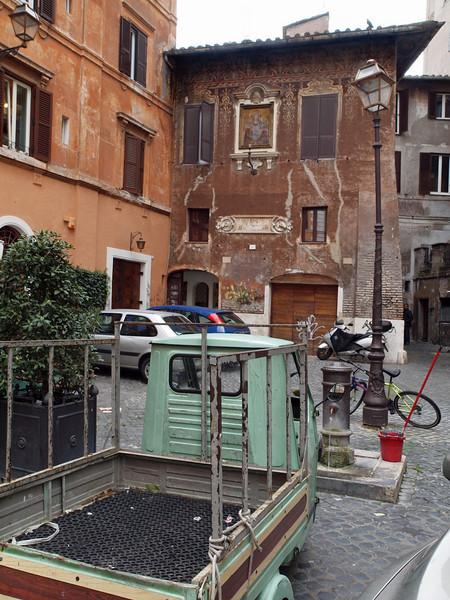 Roman Corner.