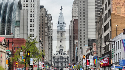 City Hall - Philadelphia.