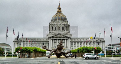 City Hall San Francisco.