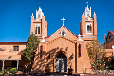 San Felipe de Neri Church, Albuquerque NM