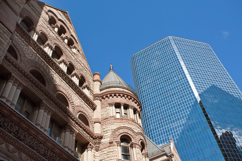 Toronto Downtown Old City Hall