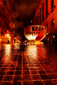 Sparks Street Cup during the Rains