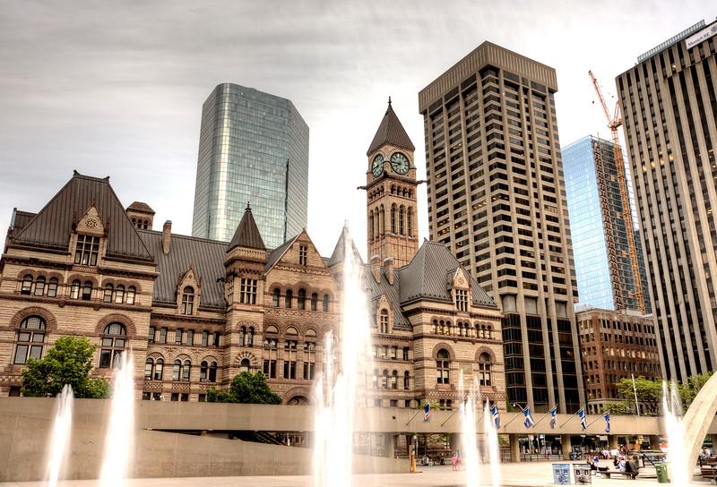Old City Hall Toronto