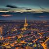 Golden Roads of Paris