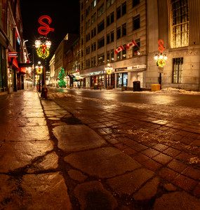 Sparks Street - New Years Eve 2018