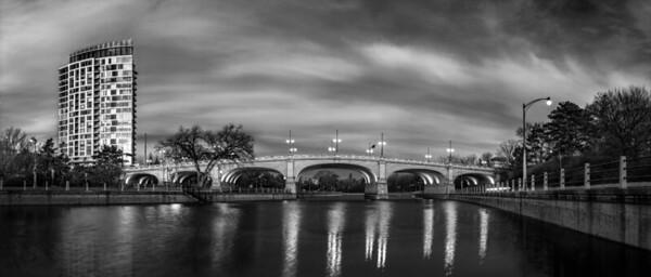 Bank Street Bridge - Big, Bold & Beautiful