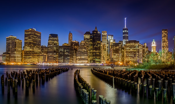 New York - Manhattan Evening