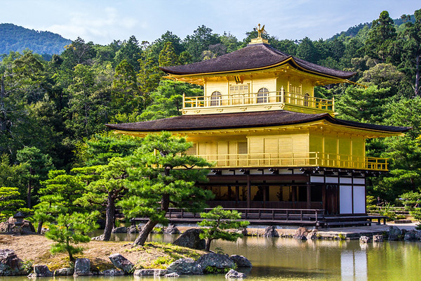Summer                                        Kikakuji, Kyoto, Japan