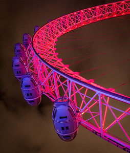 Cabins of London Eye