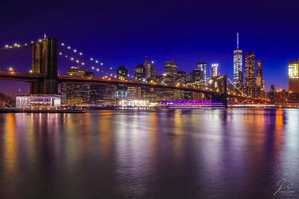 Brooklyn Bridge, NYC, USA