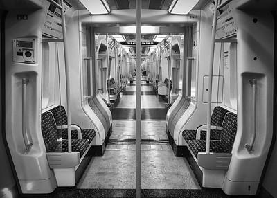 District Line, London