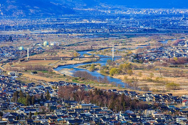 Chikuma River/Shinano River
