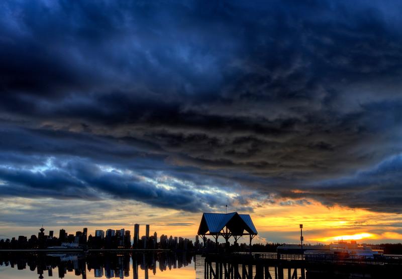 Vancouver Skyline Canada