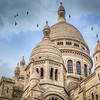 The Dome of the Sacre Coeur