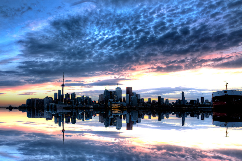 Toronto Skyline fromPier