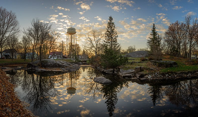 The Water Tower, Perth Ontario