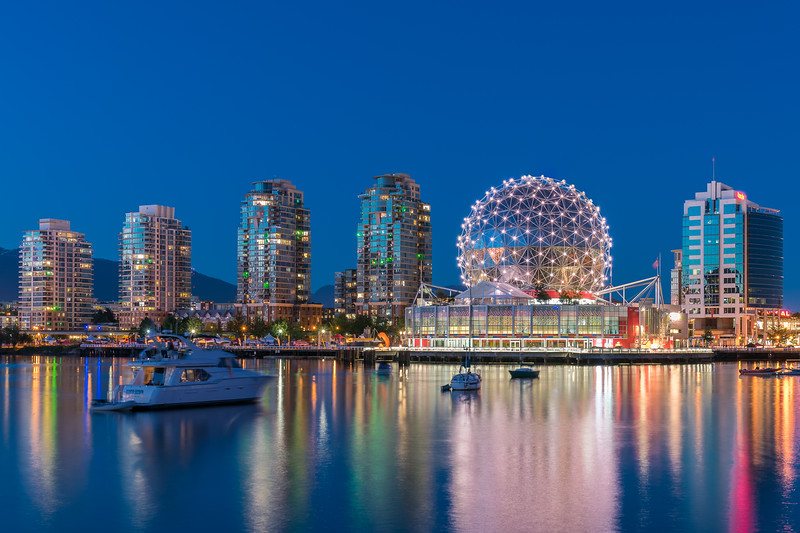 Science Center, Vancouver