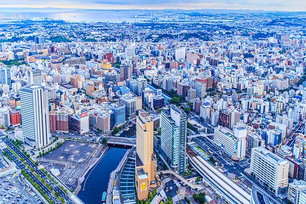Blue Monday Yokohama, Japan
