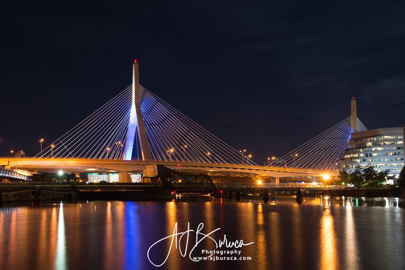 Zakim Bridge Reflections