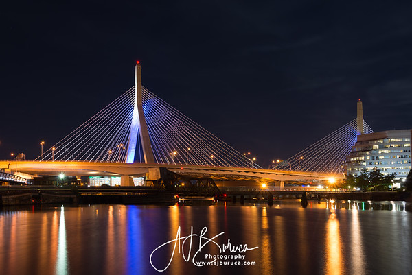 Zakim Bridge Reflections