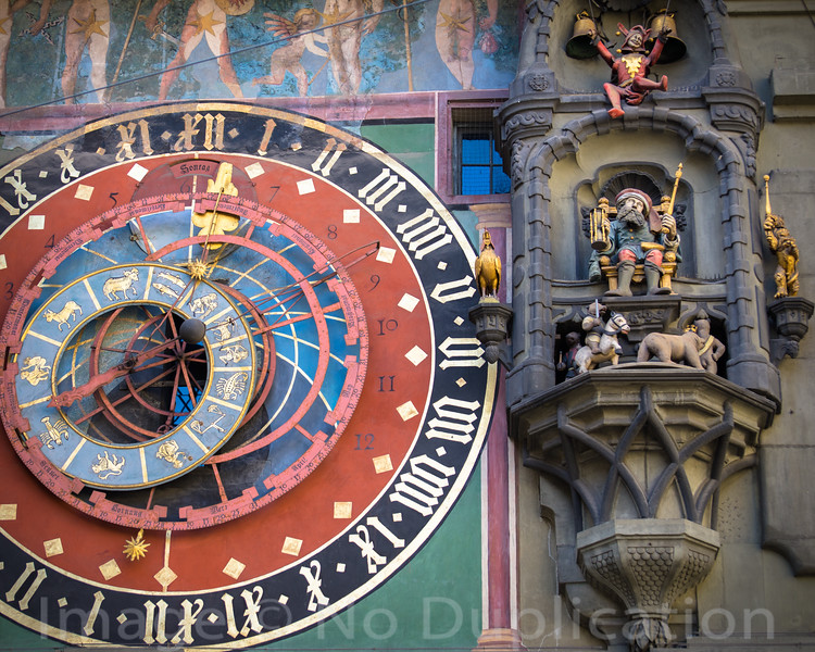 Rock Around The Clock - February 2014<br /> Bern, Switzerland<br /> (4x5)<br /> Best Reproduction - No Larger Than 11x14