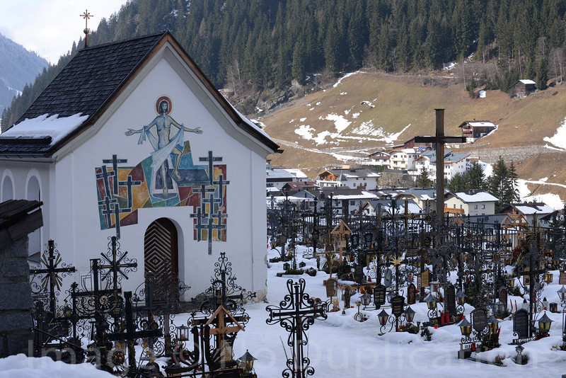 Austrian Burial - February 2014<br /> Austria<br /> (4x5)<br /> Best Reproduction - No Larger Than 11x14