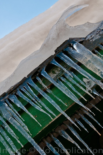 Wyoming Icicles - 2011