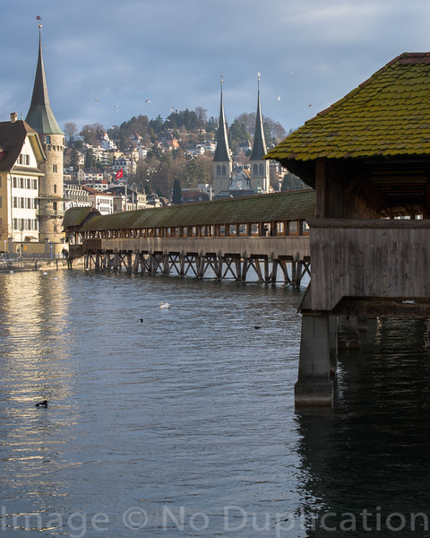 Did William Tell - February 2014<br /> Luzern, Switzerland<br /> (4x5)<br /> Best Reproduction - No Larger Than 16x20