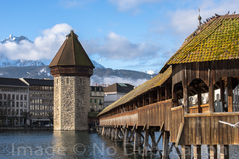Prison In Paradise - February 2014<br /> Luzern, Switzerland<br /> (2x3)<br /> Best Reproduction - No Larger Than 16x24
