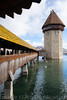 Wasserturin - February 2014<br /> Luzern, Switzerland<br /> (2x3)<br /> Best Reproduction - No Larger Than 16x24