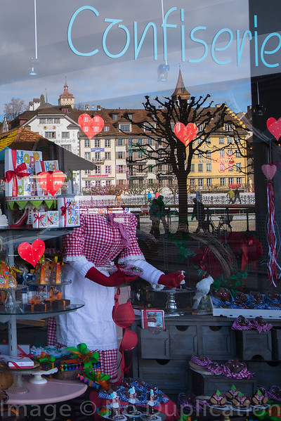 Confiserie - February 2014<br /> Bern, Switzerland<br /> (2x3)<br /> Best Reproduction - No Larger Than 12x18