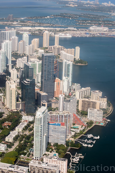 Miami Fly By - (February 2014)<br /> (2x3)<br /> Best Reproduction - No Larger Than 12x18