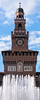 Castello Sforzesco - March 2014<br /> Milan, Italy<br /> (2x5)<br /> Best Reproduction - No Larger Than 8x20