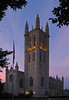 Trinity Chapel at Sunset, by David Everett