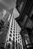 Goodwin Building and City Place in Black & White, by David Everett
