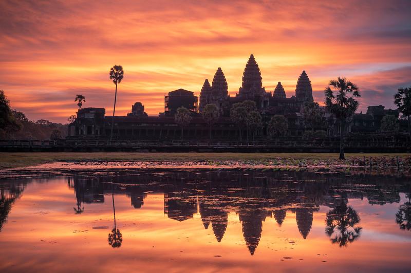 Rising with the Ancients || Angkor Wat