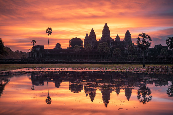 Rising with the Ancients || Angkor Wat