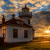 Mukilteo Lighthouse Christmas Day 2015