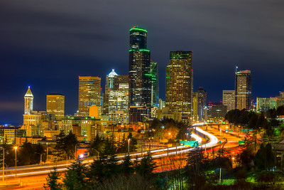 Seattle from Dr Jose Rizal Bridge