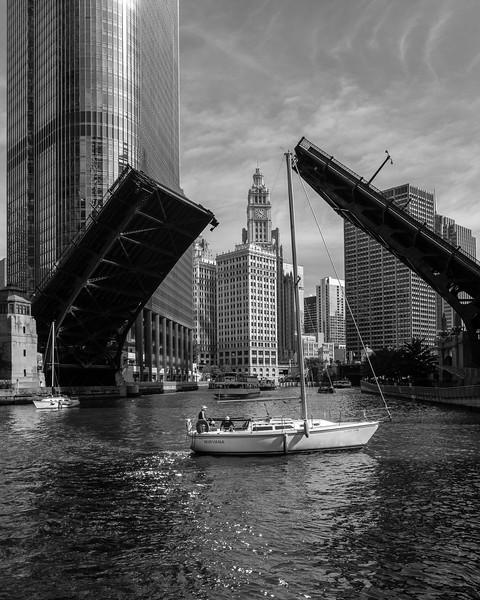 Nirvana on the Chicago River