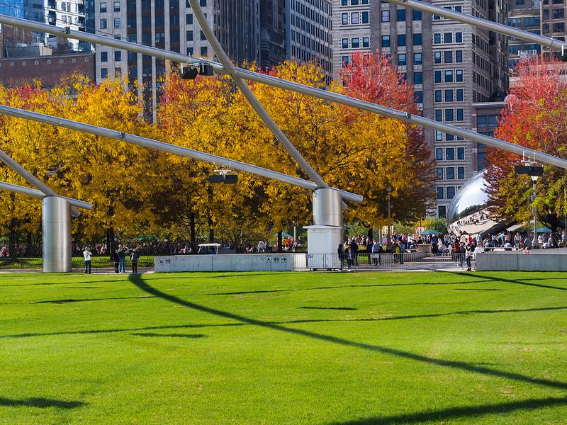 Millenium Park Fall