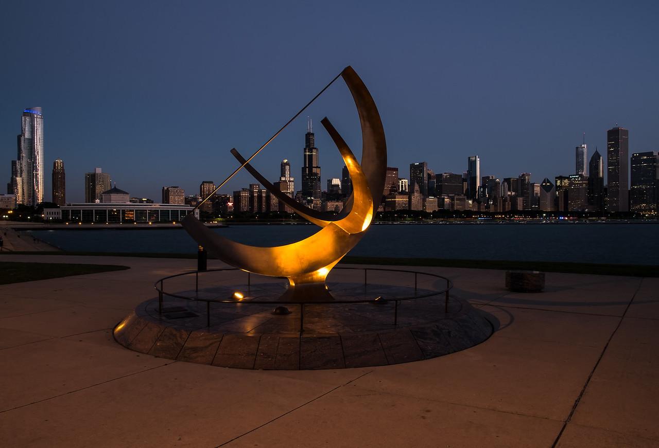 Calder's Sunrise