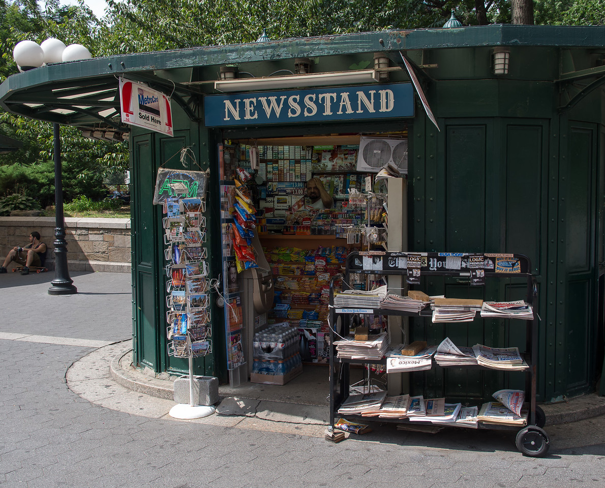 The Newstand