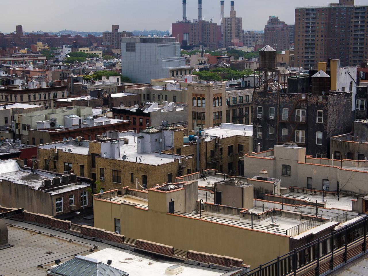 Lower East Village Rooftops
