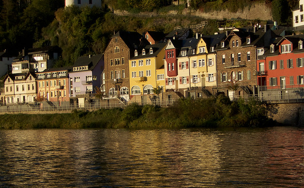 Along the River Mosel, Germany