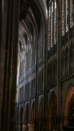 Cathedral, Metz, France