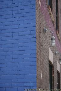 Blue Wall, Toronto