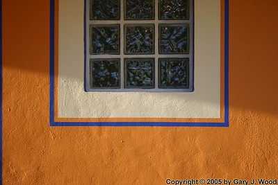 Window Detail (Maya Riviera, Mexico)